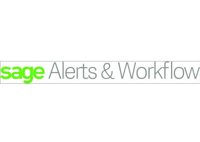 Sage Alerts and Workflow